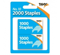 TIGER NO.10 2000 STAPLES SIZE 26/6