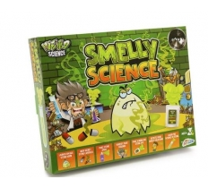 SMELLY SCIENCE STINK BOMB EDITION