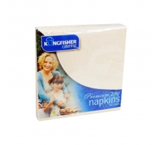 PREMIUM CREAM NAPKINS 25PACK