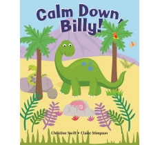 Picture Books - Calm Down Billy