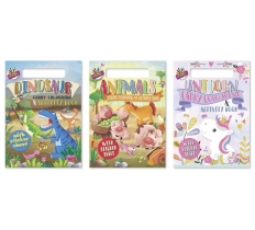 A4 Carry Colouring & Activity Pad (0 VAT)
