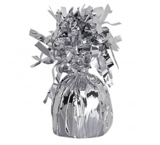 FOIL BALLOON WEIGHT SILVER