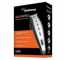 PAUL ANTHONY SALON PRO CORDED HAIR CLIPPER