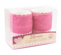 20PK LUXURY MUFFIN CASES