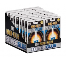 HARD AS NAILS SUPER GLUE 20G
