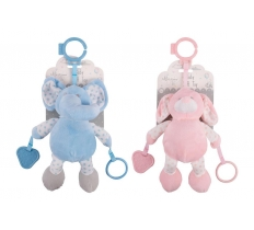 PLUSH SOFT TOY TWO ASSORTED DESIGNS
