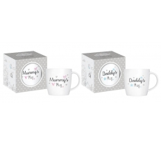 GIFT MUG 12 Oz NEW BONE CHINA