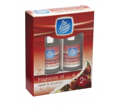 2 PACK FRAGRANCE OILS - APPLE AND CINNAMON