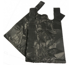 "Eagle Black Deluxe Carrier Bag ( 11"" x 17"" x 21"") x 1000"