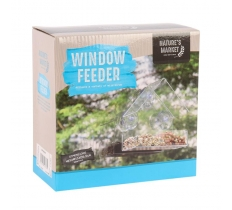 WILD BIRD WINDOW BIRD FEEDER