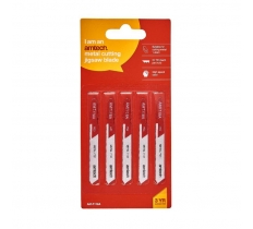 AMTECH 5PC METAL JIGSAW BLADE SET