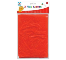 3 PLAY APRONS