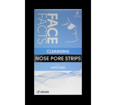 FACE FACTS NOSE PORE STRIPS CLEANSING