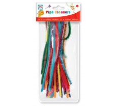 ACTIVITY 50 ASSORTED PIPE CLEANERS