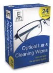 Lens Cleaning Wipes 24pk