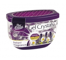 Gel Crystal Air Fresh Lavender