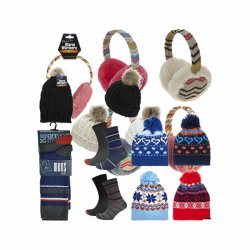 WINTER HATS & SOCKS