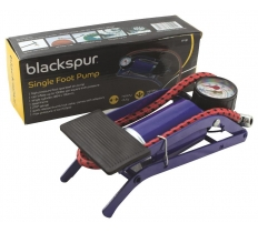 BLACKSPUR SINGLE FOOT PUMP GS/TUV APPROVED