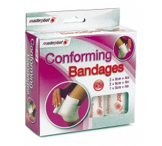 CONFORMING BANDAGES 5 PACK