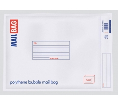 Polythene Bubble Bags 350 x 470mm Ex Large 10 Pack