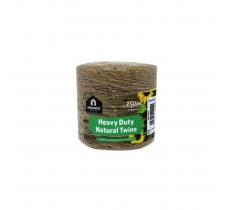 GARDEN HEAVY DUTY NATURAL TWINE 250M