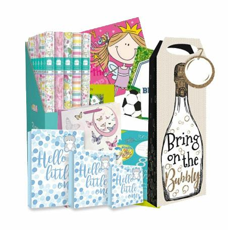 GIFT WRAP & GIFT BAGS