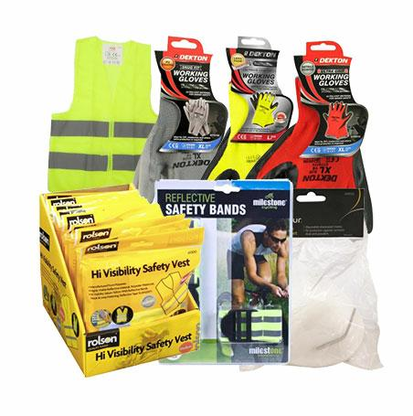 WORKWEAR & SAFETY EQUIPMENT