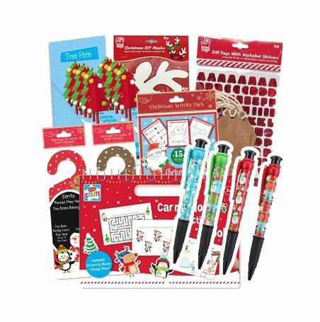 CHRISTMAS ACTIVITY & STATIONERY