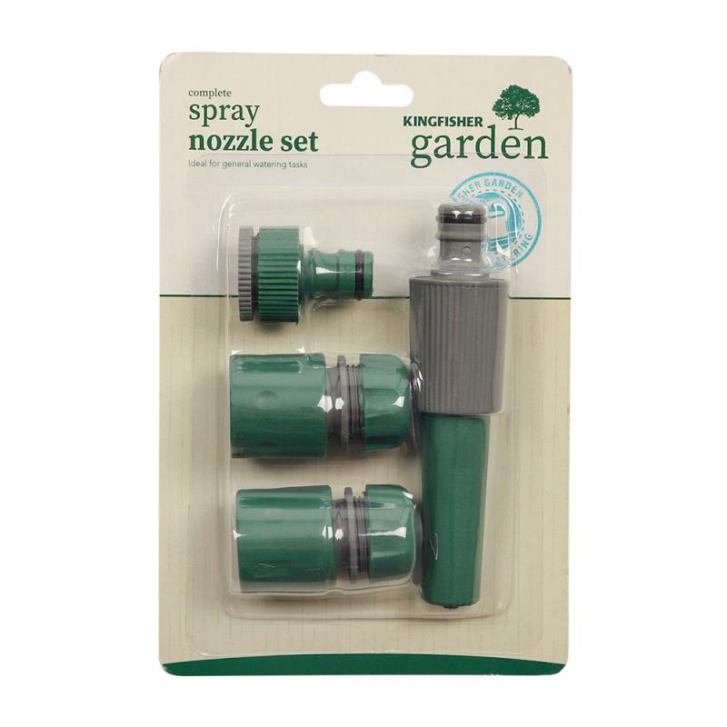 SPRAY NOZZLE STARTER SET