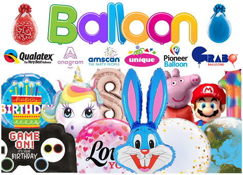New Balloon Products Have Arrived