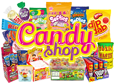 New Sweets & Candy Products - Click Here