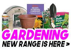 New Gardening Products - Click Here