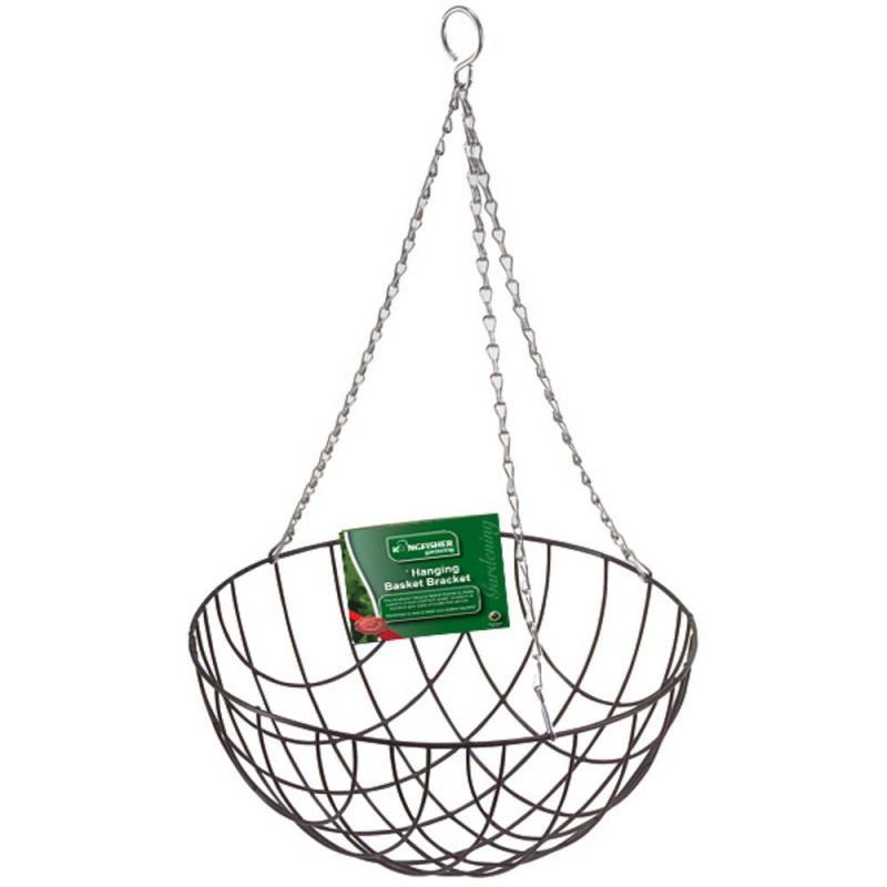 12 INCH HANGING BASKET