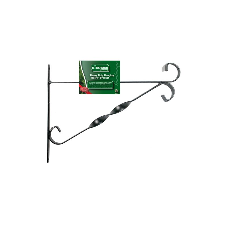 "GARDEN 10"" ( 25CM ) HANGING BASKET BRACKET"