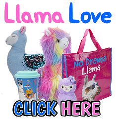 New Llama Love Products 2019