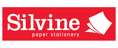 Silvine Stationery Paper Products - Click Here