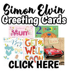Simon Elvin Greeting Cards
