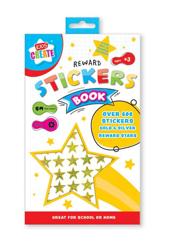 GOLD AND SILVER STAR BOOK