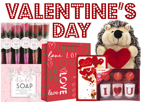 New Valentines Day Products - Click Here