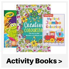 Activity & Colouring Books - Click Here