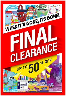 Clearance Products - Click Here