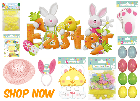 Easter Products Are In!