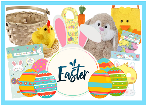 New Easter Products Have Arrived!