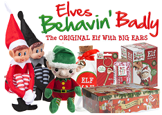 Elves Behavin Badly Products!