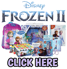 Disney Frozen 2 Products