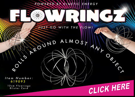 FlowRingz - New Craze for 2018