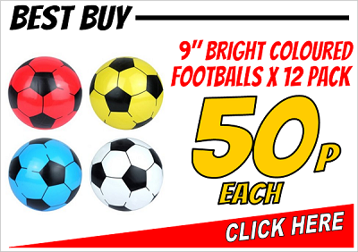 Best Buy - Bright Colour Football