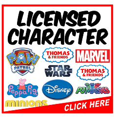 Licensed Character Products