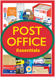Post Office Essentials - Click Here