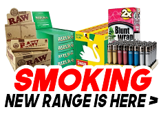 New Smoking Products - Click Here